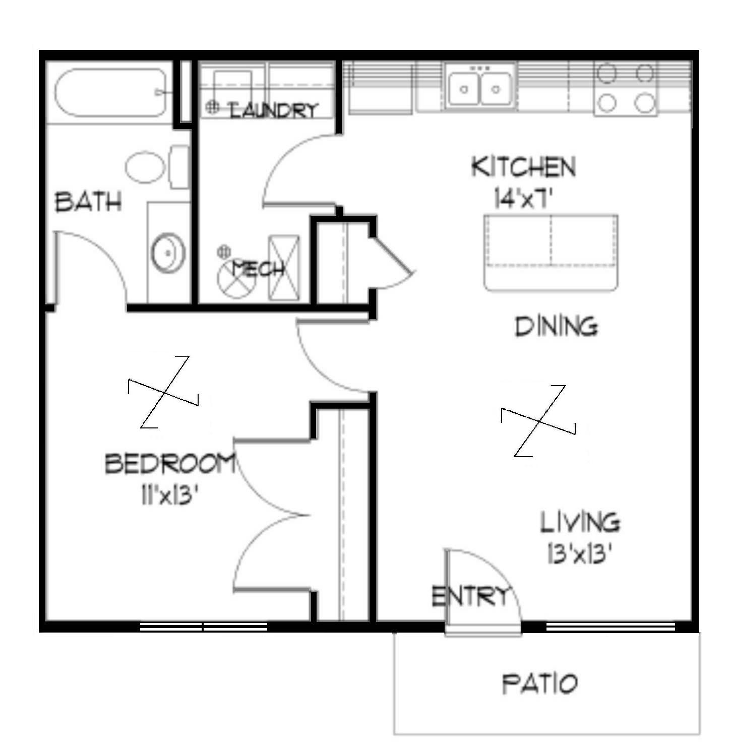 Meadowbrook — 2601 Dover Square