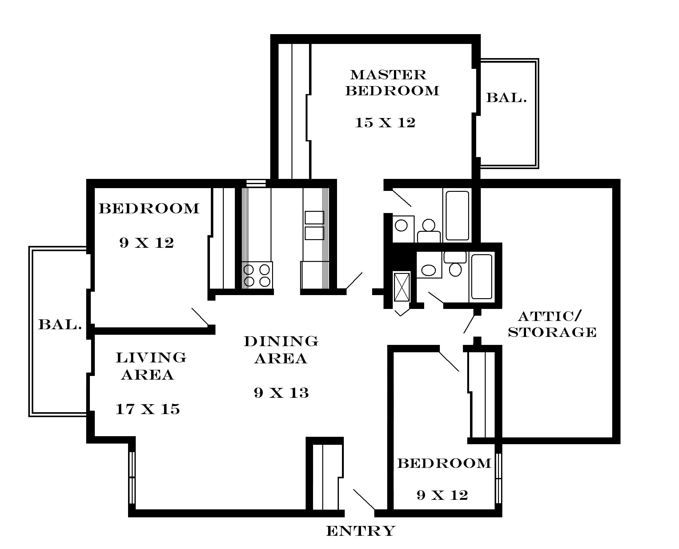 Wiring Diagram 1 Bedroom Apartment Not Lossing Diagrams Electrical 3 Flat Library Rh 88 Skriptoase De Plans House